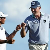Kuchar hits back after social media blasts him for paying caddie El Tucan only £4k after £1m victory