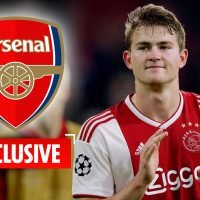 Arsenal emerge as shock contenders for Ajax defender Matthijs De Ligt