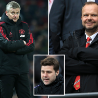 Solskjaer tells Woodward to give him Man Utd job after moving ahead of top target Pochettino