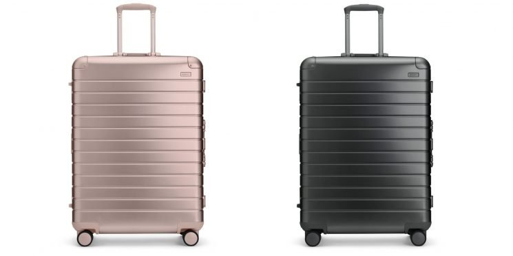 Your Favorite Away Suitcases Are Now Available in Rose Gold