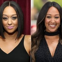 Tamera Mowry Drinks Twin Sister Tia's Breast Milk After Falling Ill, Hoping It Will Cure Her Sickness