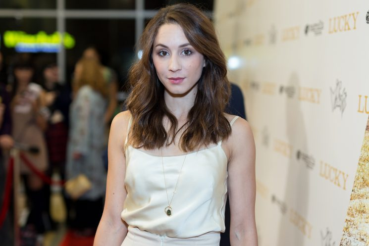 New Mom Troian Bellisario Reveals Why She Was Initially 'Worried' About Having a Daughter