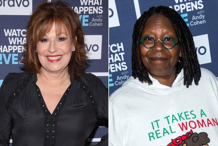 Joy Behar Says Whoopi Goldberg Is Recovering From Pneumonia