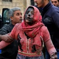 Eight children among 18 civilians killed in two days by Syrian regime