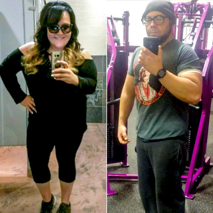 Newly-Engaged Couple Shares How Their Romance Blossomed on a Weight Loss App