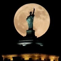 Get set for 'super snow moon,' the biggest supermoon of the year