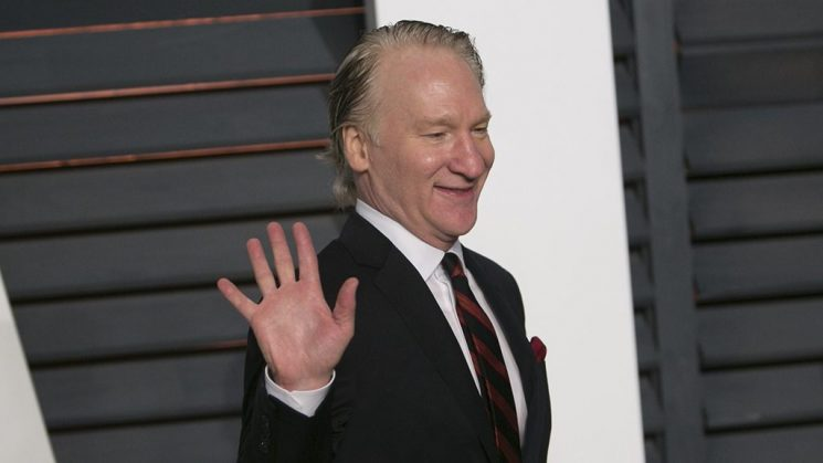 Bill Maher mocks Middle Americans as less 'affluent and educated,' saying 'they want to be us'