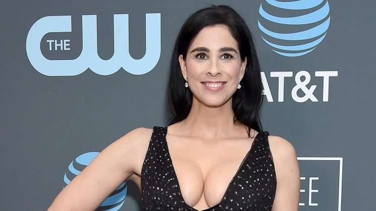 Sarah Silverman rips Trump in expletive-filled tweet about Sen. Amy Klobuchar