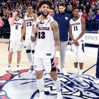 Gonzaga passes Duke for No. 1 spot in men's basketball poll