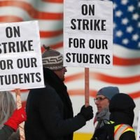 Wave of teachers' strikes pressure states, school boards to change tune