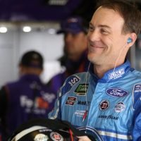 How Kevin Harvick's old race cars are being turned into beer cans