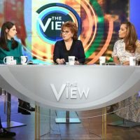 'The View' discusses Liam Neeson's past revenge plot