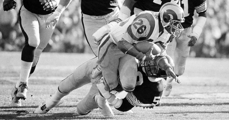 It's Super Bowl Week for the Rams, 1980