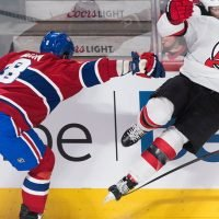 Nico Hischier Ties It and Wins It for Devils Against Canadiens