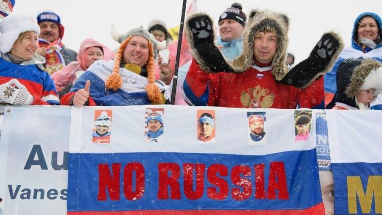 IOC: No Russian flag at Winter Olympics closing march