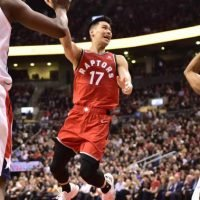 Siakam, Anunoby lead Raptors past Wizards with Leonard watching from bench