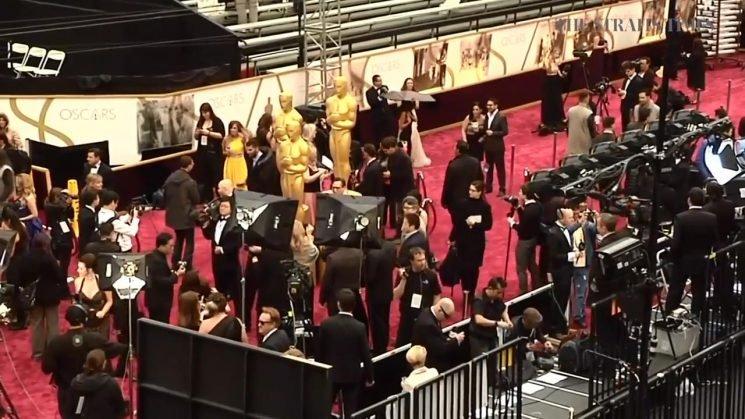Oscars ceremony won't have a host