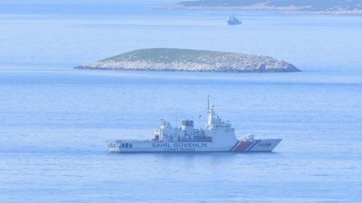 Turkey warns Greece over Aegean Sea tensions