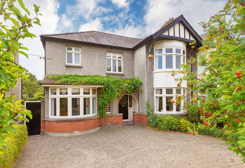 In Pictures: An artist's family home in sought-after Dublin 6 is on the market