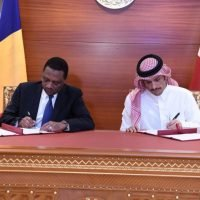 Qatar and Chad restore relations, first since blockade