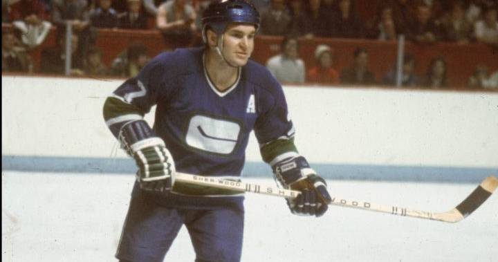 André Boudrias, former Canucks captain, dies at age 75