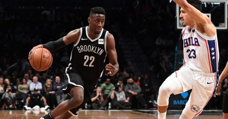 Nets' Caris LeVert Set to Return 3 Months After Scary Foot Injury