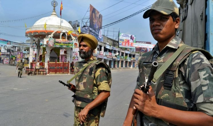 India court hands seven Muslim men life sentences for killings that sparked 2013 riots