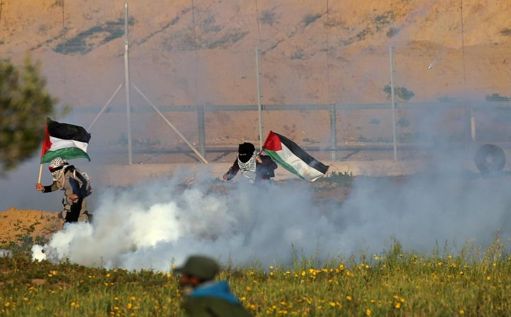 Israeli gunfire kills Gaza teens during border protests