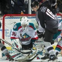 Kelowna Rockets shut out by visiting Vancouver Giants at Prospera Place