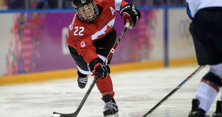 IIHF to induct Canada's Hayley Wickenheiser into Hall of Fame