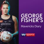 George Fisher's Netball Superleague diary: Playing a former team, her dad's interview, and facing Team Bath