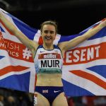 Laura Muir named in GB and Ireland squad after record-breaking performance