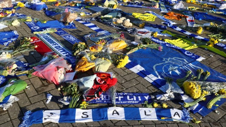 Police Confirm That The Body Of Cardiff City Striker Emiliano Sala Has Been Found