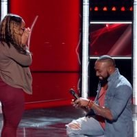 'The Voice' Recap: One Singer Turns His Stage to a Sweet Public Proposal