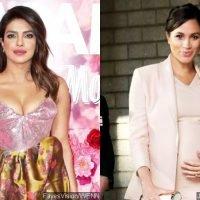 Priyanka Chopra Laughs Off Meghan Markle Feud Rumors