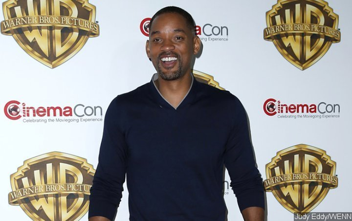 Watch: Will Smith Goes Cage-Free Diving With Sharks in New 'Bucket List' Episode