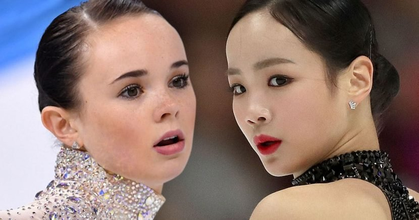 U.S. Figure Skater Accused of Slashing Korean Rival