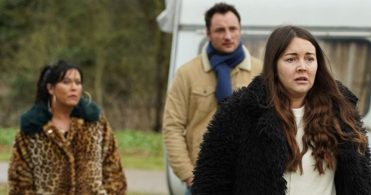 The Slaters get a nasty surprise when they find Jean on EastEnders