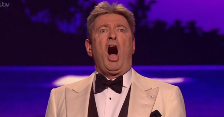 Alan Titchmarsh's incredible performance leaves All Star Musicals panel in tears
