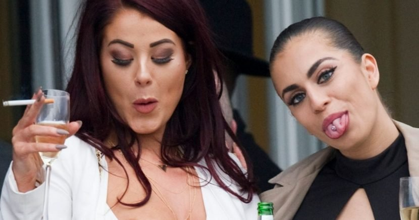 Cheltenham Festival's worst-dressed celebrities – including that nip-slip