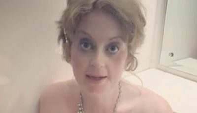 Lauren Harries accidentally live-streams very intimate moment with new boyfriend