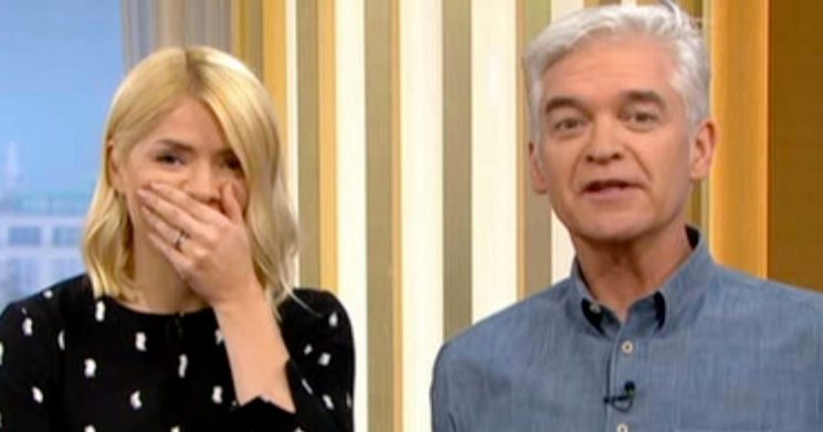 Holly reveals 'drunk' This Morning crew lost her TRIC award in McDonald's