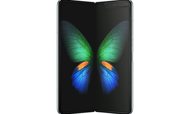 Leaked clip of Samsung Galaxy Fold shows noticeable 'crease' on screen