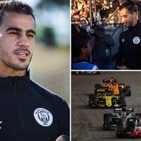 Refugee footballer Al-Araibi urges Bahrain F1 boycott