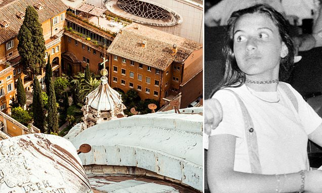 Vatican may open a TOMB amid fears it's hiding body of missing girl
