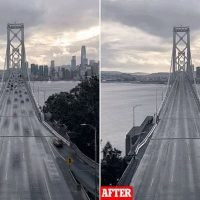 iPhone app makes people and objects disappear from photos