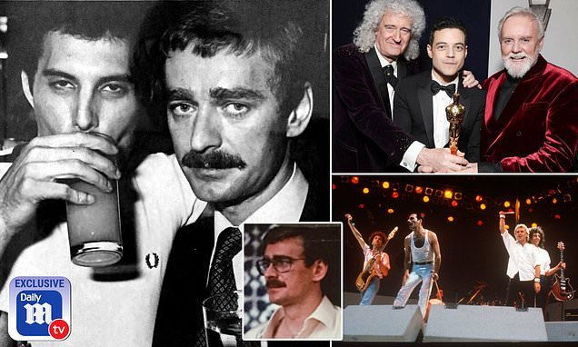 Family of Queen manager hit out at portrayal in Oscar-winning movie