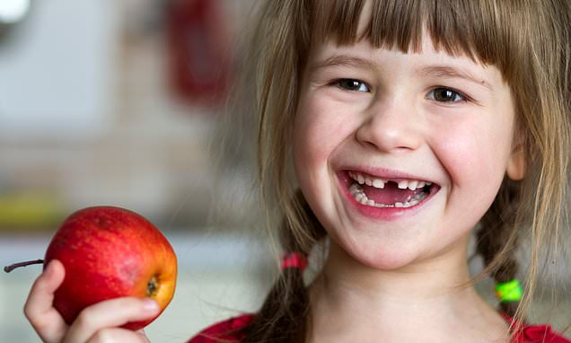 Bubblegum APPLES will hit Britain thanks to flavoured coatings