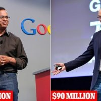 Google agreed to pay execs $135m after sexual misconductaccusations