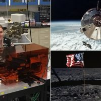 NASA will open moon samples from Apollo missions nearly 50 YEARS later